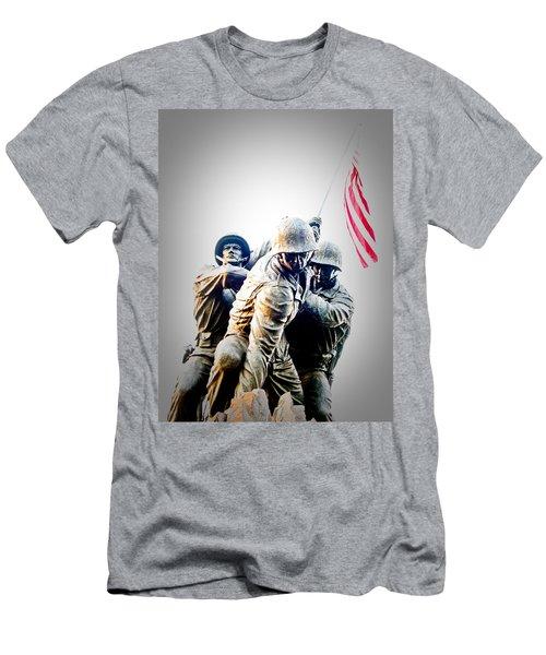 Heroes Men's T-Shirt (Athletic Fit)