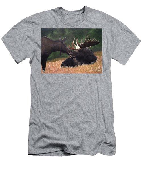 Hesitant Men's T-Shirt (Athletic Fit)