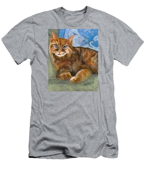 Hey Diddle Diddle  Men's T-Shirt (Slim Fit) by Barbara O'Toole