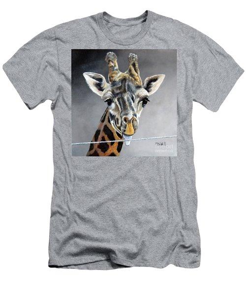 Hi Wire Taster Men's T-Shirt (Athletic Fit)