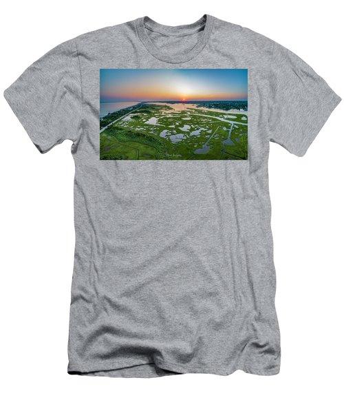 Hidden Beauty Pano Men's T-Shirt (Athletic Fit)