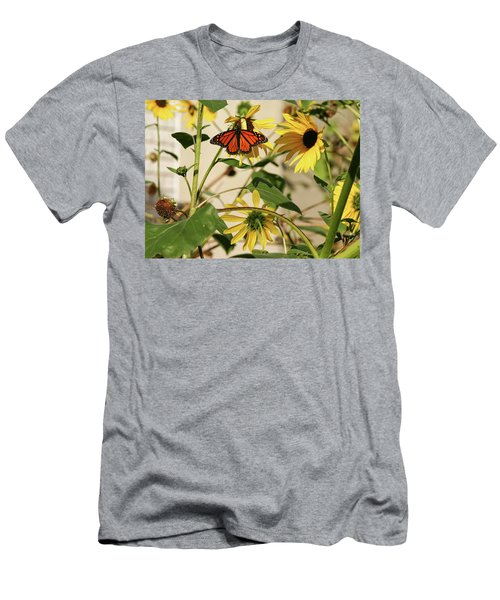 Hidden Paradise - Men's T-Shirt (Athletic Fit)