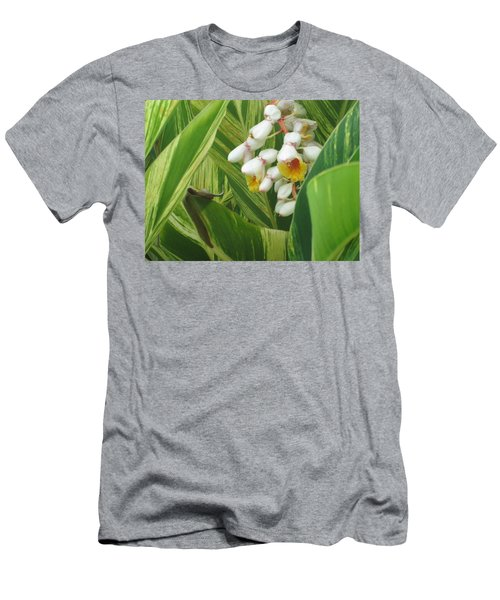 Hidden Tropic Men's T-Shirt (Athletic Fit)