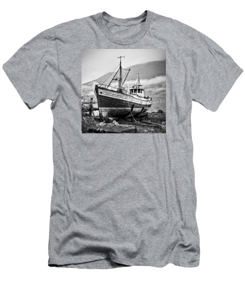 High And Dry Men's T-Shirt (Slim Fit) by Brad Grove