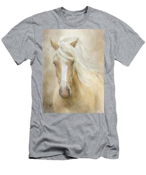 Spun Sugar Men's T-Shirt (Slim Fit) by Colleen Taylor
