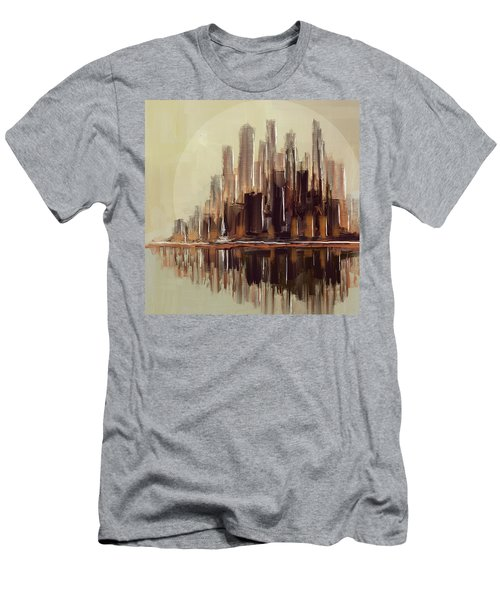 High Risers Island Men's T-Shirt (Athletic Fit)