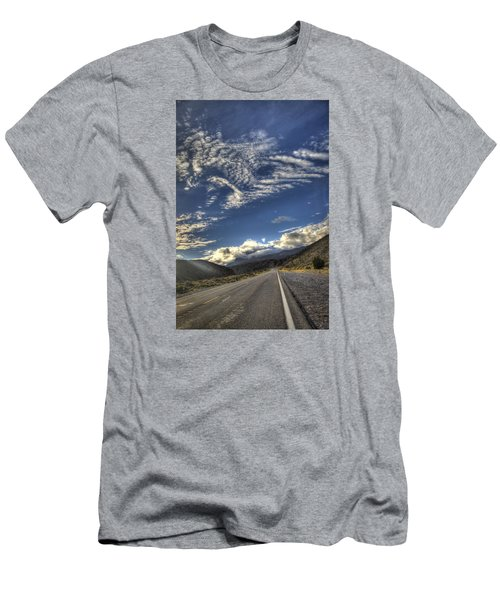 Highway 157 Men's T-Shirt (Athletic Fit)