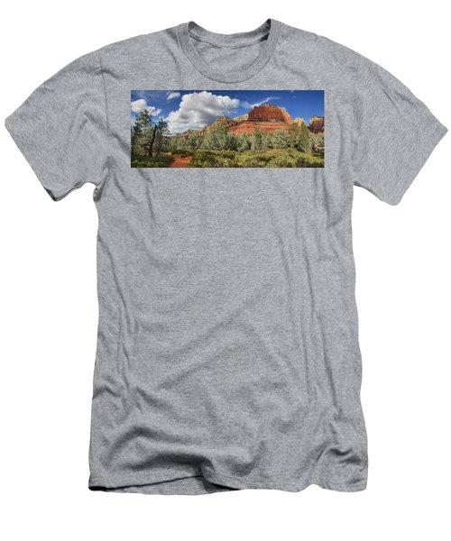 Hiker's Paradise Men's T-Shirt (Athletic Fit)