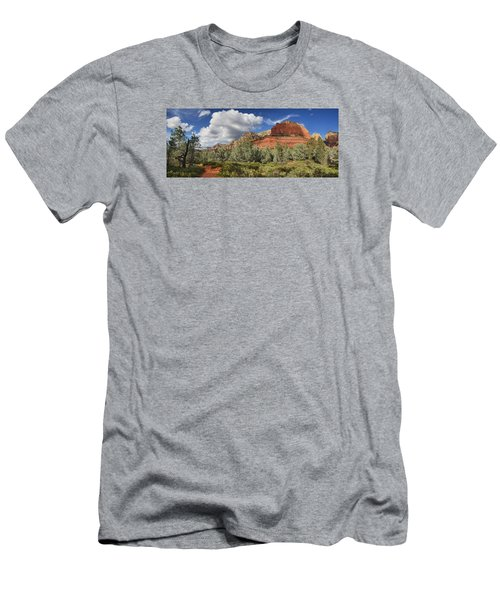 Hiker's Paradise Men's T-Shirt (Athletic Fit)