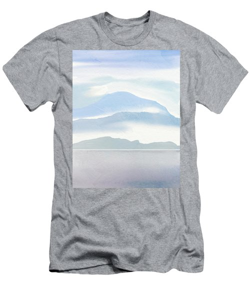 Hills In Borneo Men's T-Shirt (Athletic Fit)
