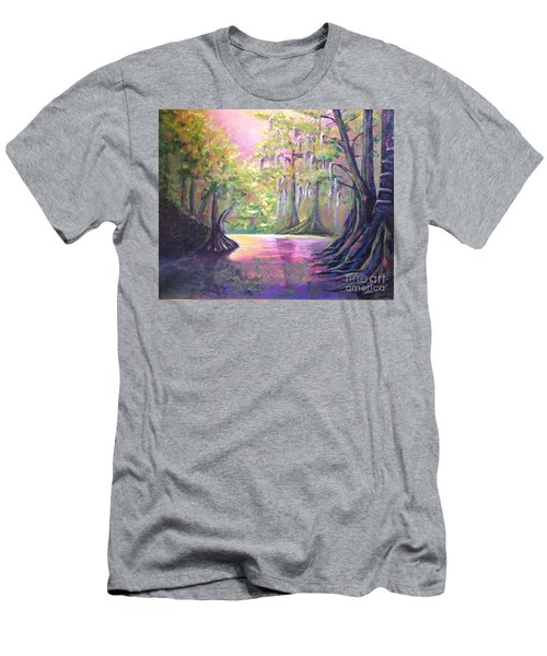 Withlacoochee River Nobleton Florida Men's T-Shirt (Athletic Fit)