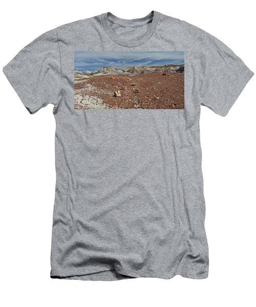 Hillside Hues Men's T-Shirt (Athletic Fit)