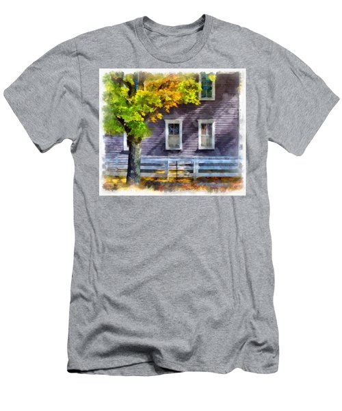 Hints Of Fall Men's T-Shirt (Athletic Fit)