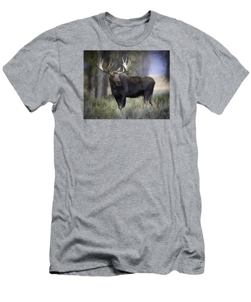 His Majesty Men's T-Shirt (Athletic Fit)