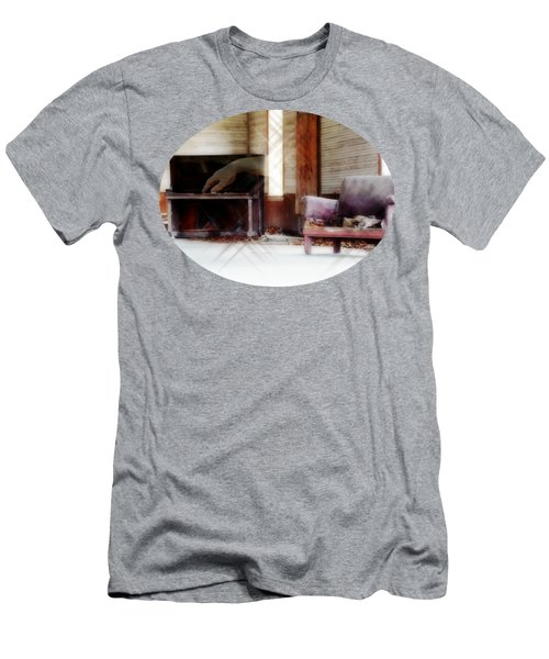 His Song Men's T-Shirt (Athletic Fit)