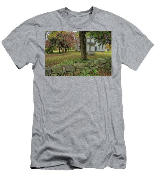 Historic Homestead Men's T-Shirt (Athletic Fit)