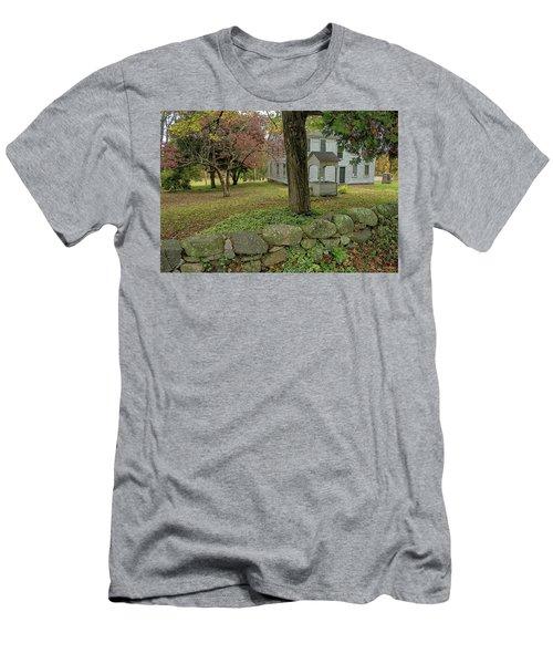 Historic Homestead Men's T-Shirt (Athletic Fit)