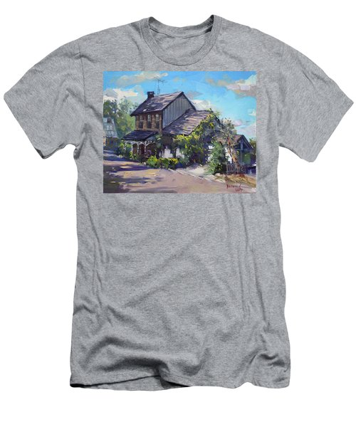 Historical House Ontario Men's T-Shirt (Athletic Fit)