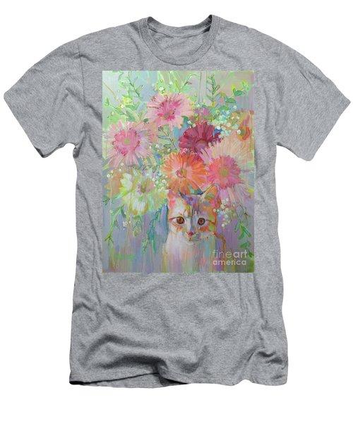 Hobbes Men's T-Shirt (Athletic Fit)