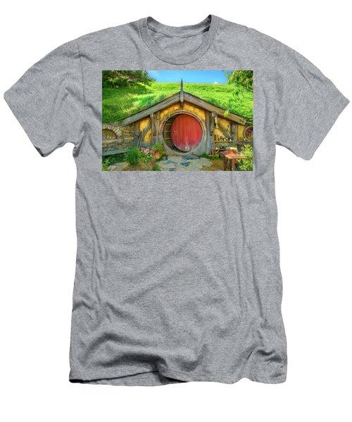 Hobbit House Men's T-Shirt (Athletic Fit)