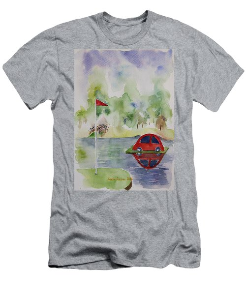 Hole In One Prize Men's T-Shirt (Athletic Fit)