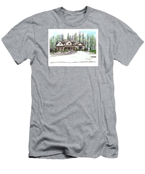 Holly's Place Men's T-Shirt (Athletic Fit)