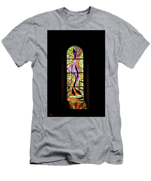 Men's T-Shirt (Athletic Fit) featuring the photograph Holy Spirit by Rasma Bertz