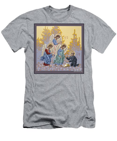Holy Theologian Bernard Lonergan 122 Men's T-Shirt (Athletic Fit)