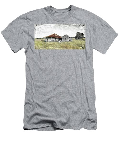 Home Sweet Home 001 Men's T-Shirt (Slim Fit) by Kevin Chippindall