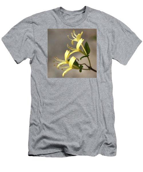 Honeysuckle  Men's T-Shirt (Athletic Fit)