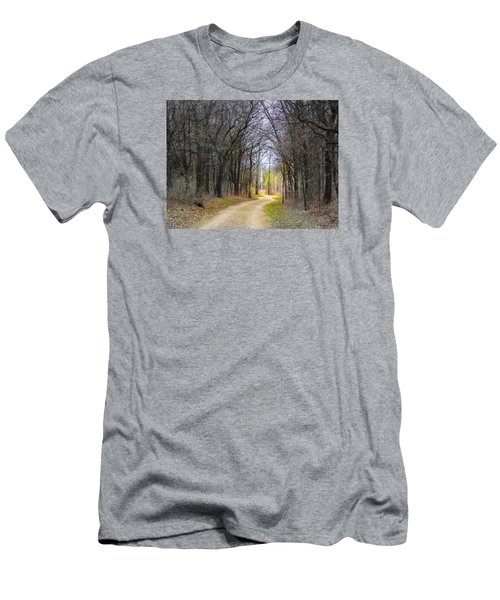 Hope In A Dark Forest Men's T-Shirt (Athletic Fit)