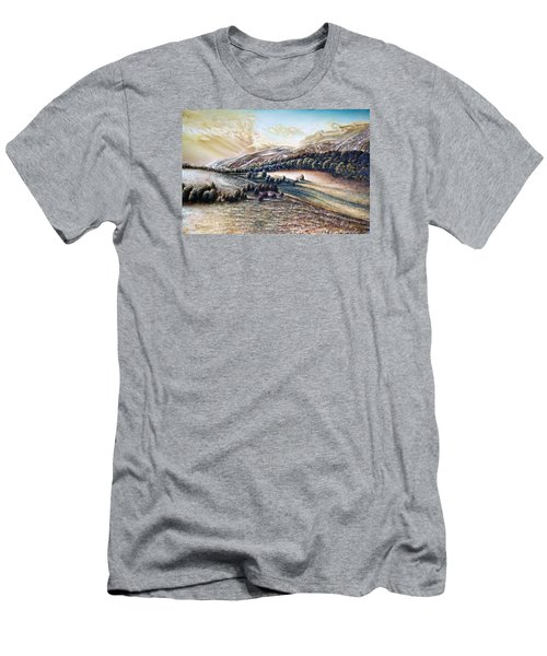 Horizons Men's T-Shirt (Slim Fit)