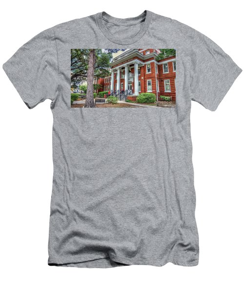Horry County Court House Men's T-Shirt (Athletic Fit)