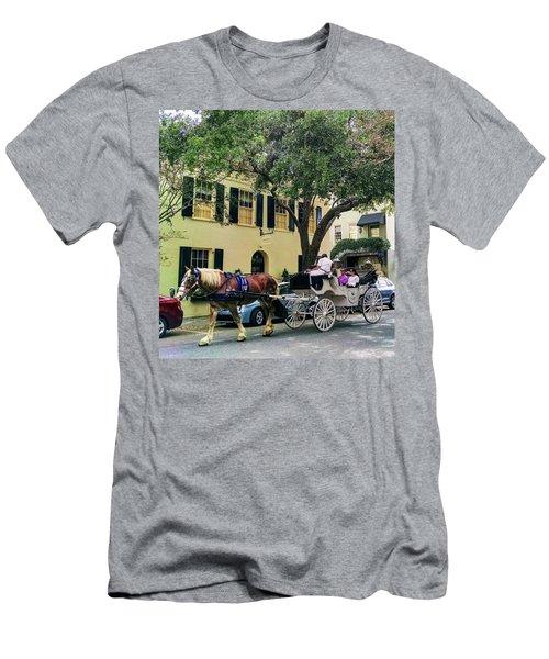 Horse Stories Men's T-Shirt (Athletic Fit)
