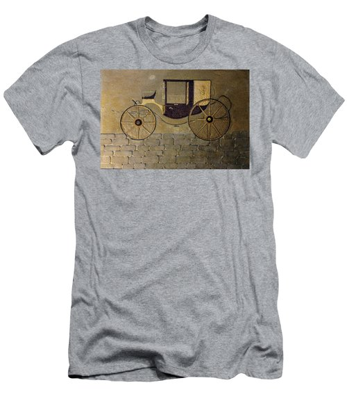 Horseless Carriage Men's T-Shirt (Athletic Fit)