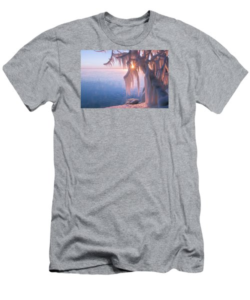 Hot Ice Men's T-Shirt (Athletic Fit)