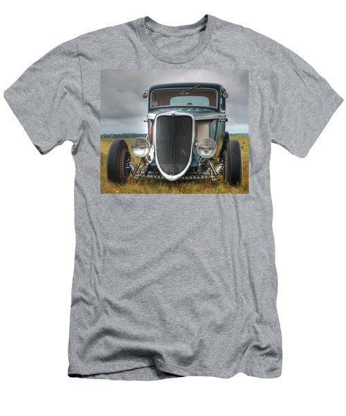 Hot Rod Men's T-Shirt (Athletic Fit)