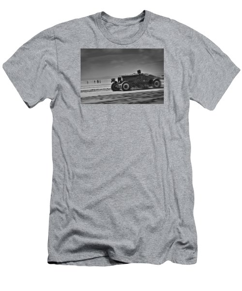 Hot Rods At Pendine 14 Men's T-Shirt (Athletic Fit)