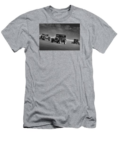 Hot Rods At Pendine 15 Men's T-Shirt (Athletic Fit)