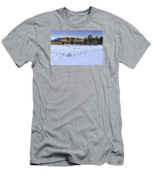 Humphreys Peak Men's T-Shirt (Athletic Fit)