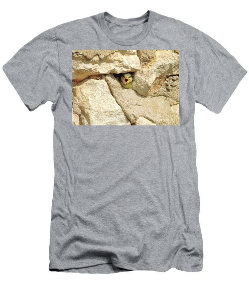 Hungry Chick Men's T-Shirt (Athletic Fit)
