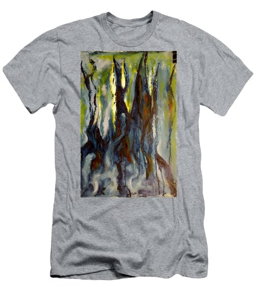 Hunted Forest Men's T-Shirt (Athletic Fit)