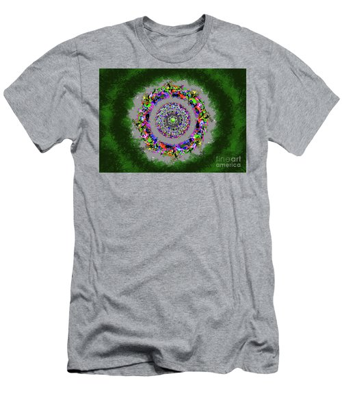 Hunted Without Tears In Their Eyes Men's T-Shirt (Athletic Fit)