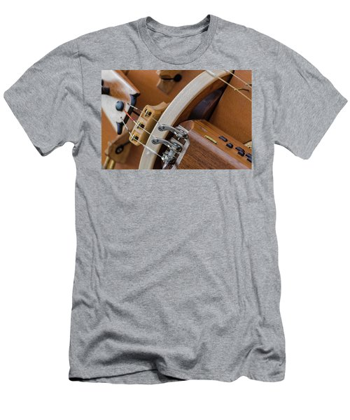 Hurdy Gurdy Men's T-Shirt (Athletic Fit)