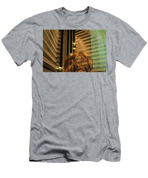 Hyatt Regency Sf Atrium Men's T-Shirt (Athletic Fit)