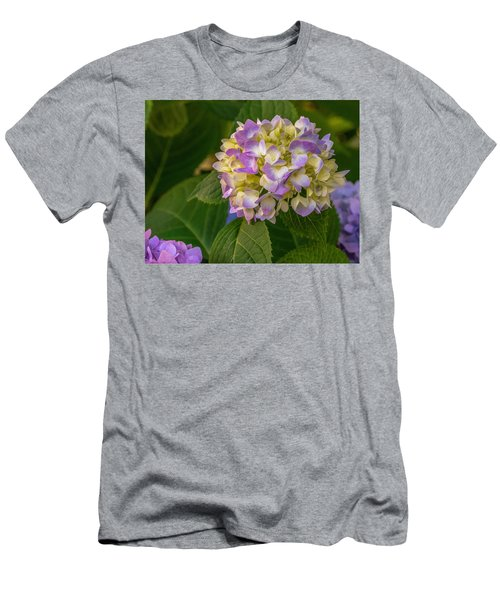 Hydrangea 2 Men's T-Shirt (Athletic Fit)