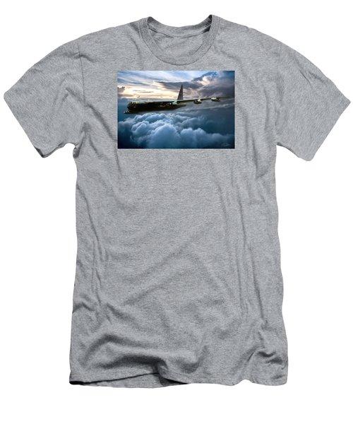 I Am Legend B-52 Men's T-Shirt (Slim Fit) by Peter Chilelli