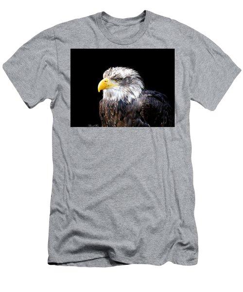 I Am The Law Men's T-Shirt (Slim Fit) by Bernd Hau