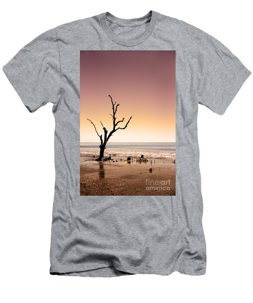 Men's T-Shirt (Slim Fit) featuring the photograph I Can Be Free by Dana DiPasquale