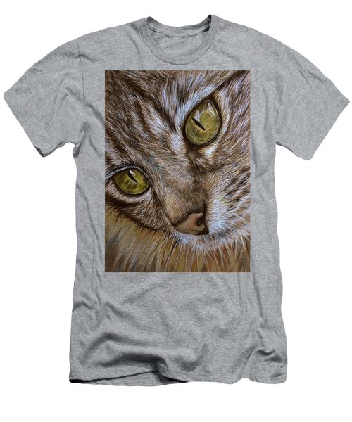 I See Men's T-Shirt (Athletic Fit)